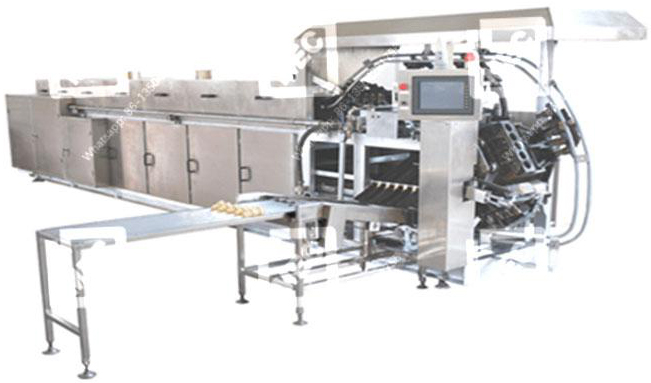 Wafer Cone Production Line